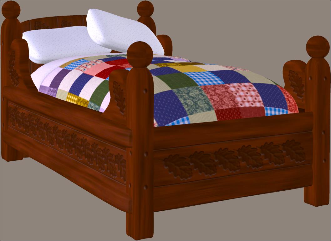 Get In Bed
