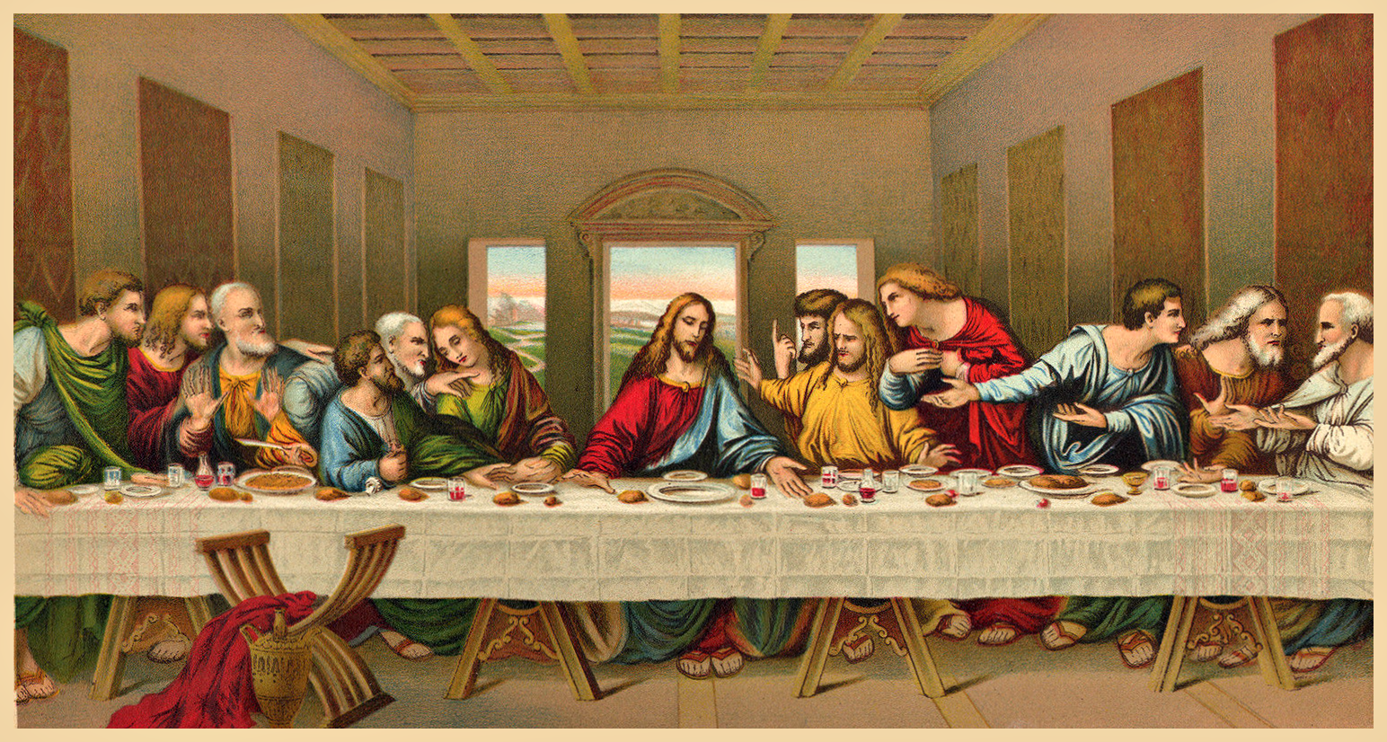 The Last Supper Image Download
